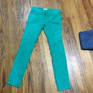 Free people skinny jeans size 28  cotton